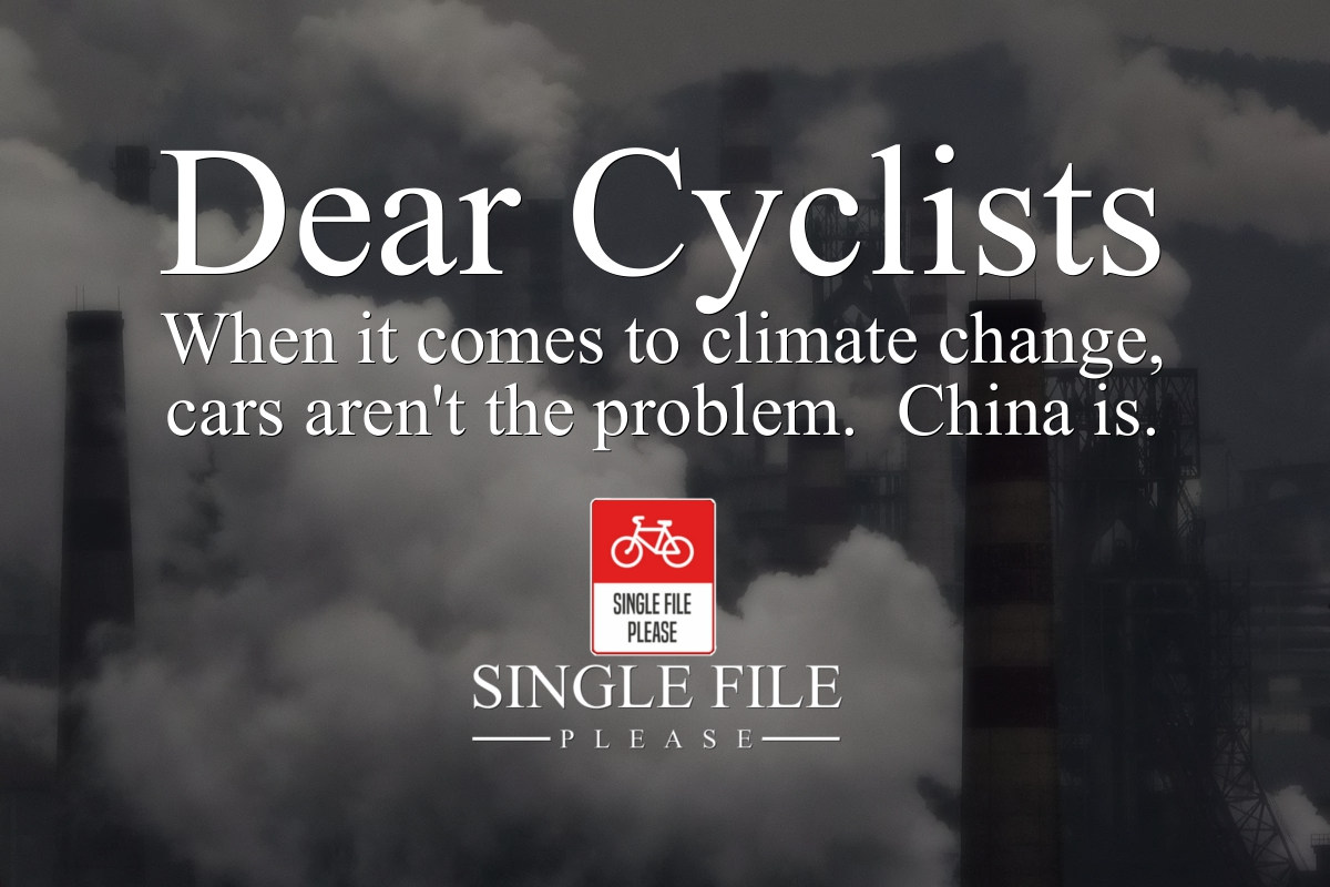 Ban cars and save the trees.