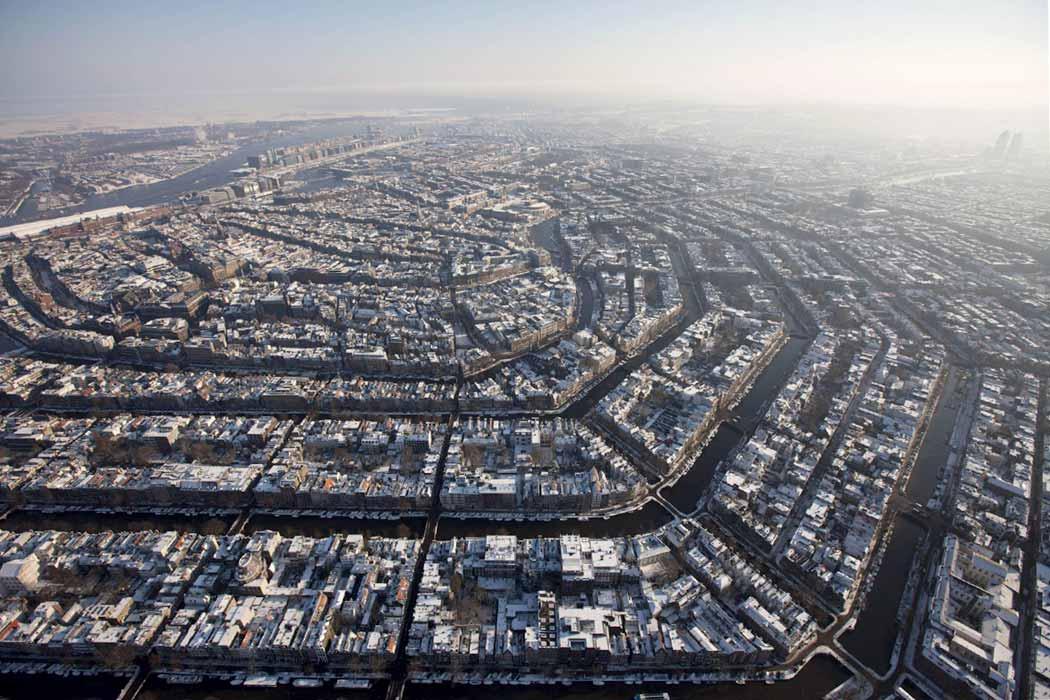 Urban Density in Holland
