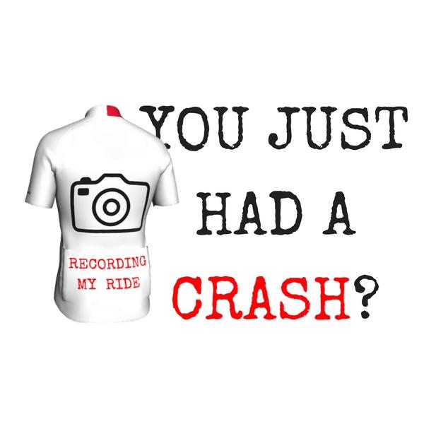 You Just Had A Crash?