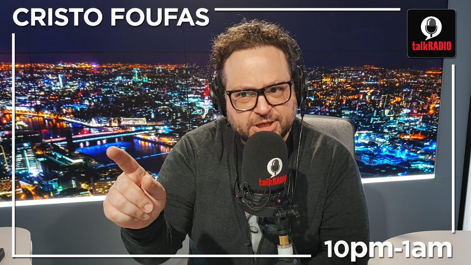 Cristo Fouras - Talk Radio