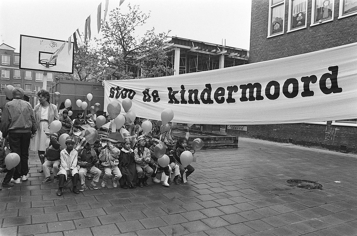 Stop de Kindermoord in 1972